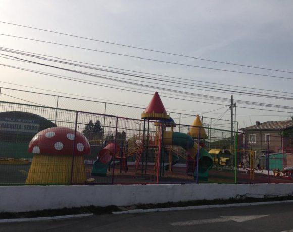 Parcul Central – Primaria Voluntari