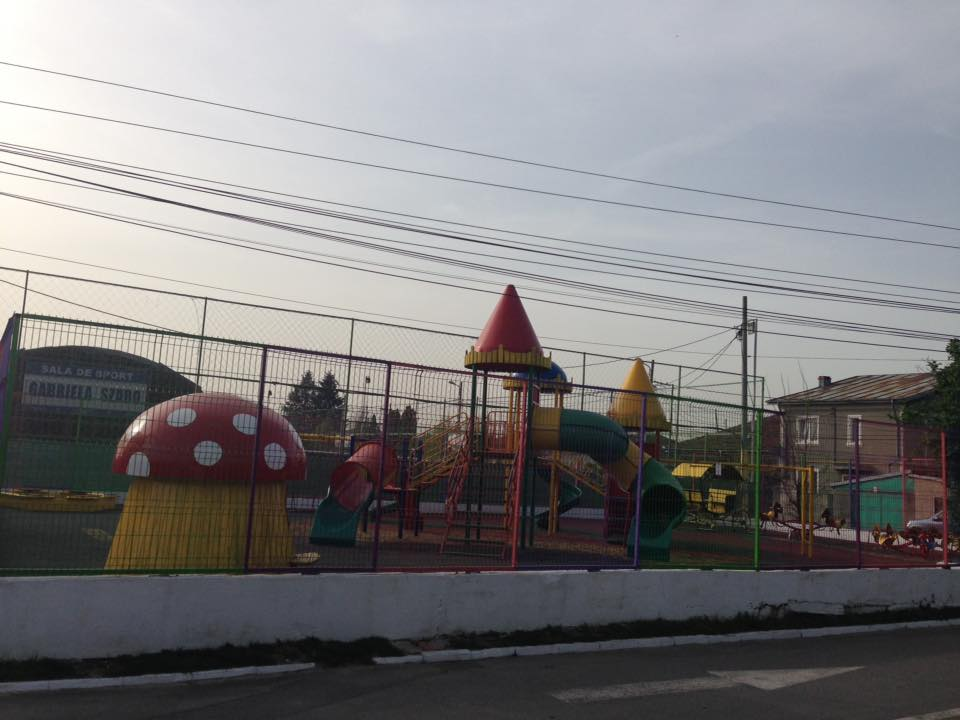 Parcul Central – Primaria Voluntari