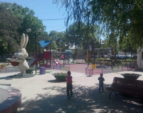 Loc de joaca Primaria Voluntari – 2