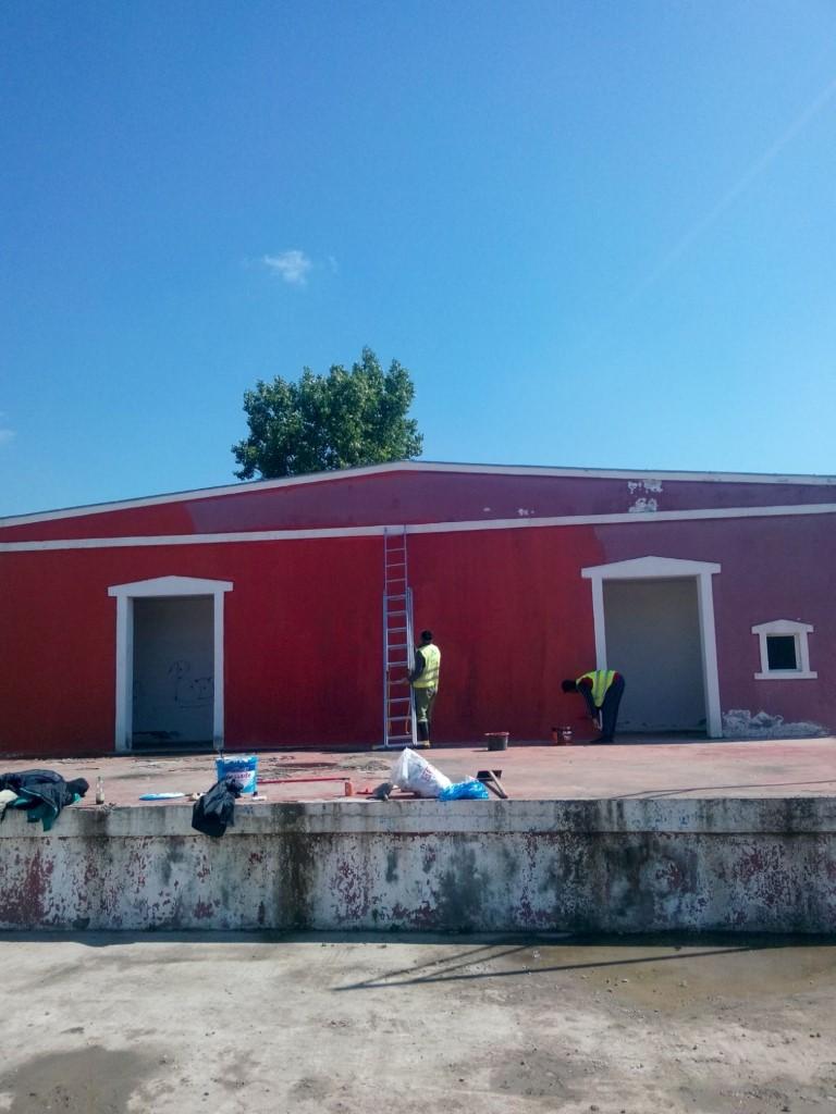 Parcul Negro Pontes 2